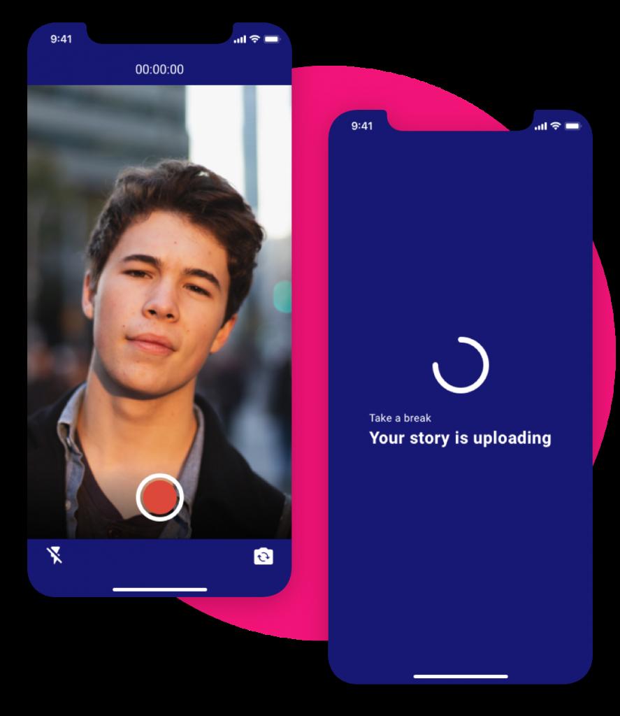 standup stories app